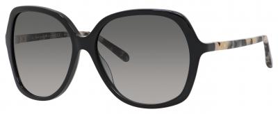 KATE SPADE JONELL/S style-color Black Havana 07KI / Gray Gradient F8 Lens