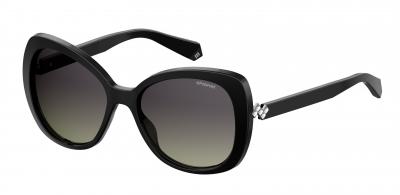 POLAROID CORE PLD 4063/S/X style-color Black 0807 / Gray Sf Pz WJ Lens