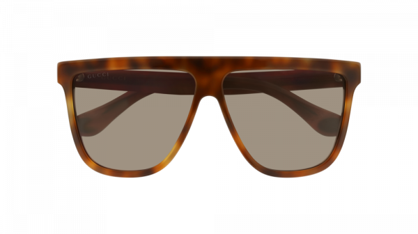 GUCCI GG0582S style-color Havana 003 / Brown None Lens