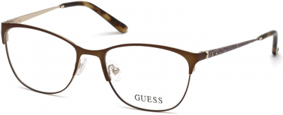 GUESS GU2583 984 style-color 049 Matte Dark Brown