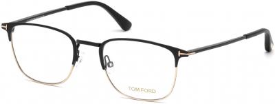 TOM FORD FT5453 style-color 002 - Matte Black