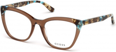 GUESS GU2674 2487 style-color 045 Shiny Light Brown