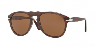 PERSOL PO0649 style-color 1091AN P. Galles Brown