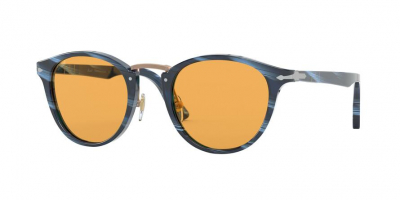PERSOL PO3108S style-color 111113 Horn Blue