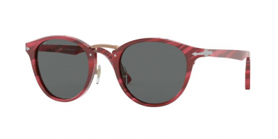 PERSOL PO3108S style-color 1112B1 Horn Red