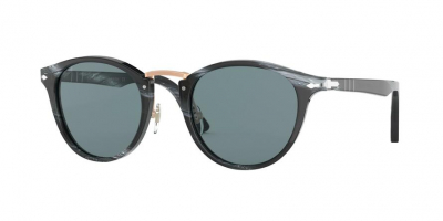 PERSOL PO3108S style-color 111456 Horn Black