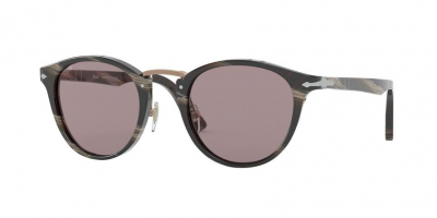 PERSOL PO3108S style-color 111653 Horn Brown
