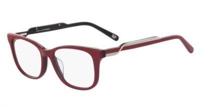 DVF 5110 style-color (610) Burgundy Black Laminate