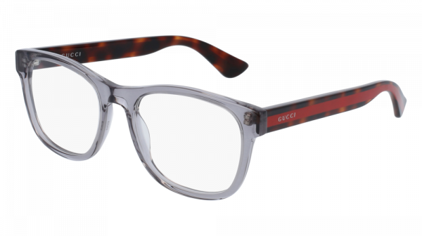 GUCCI GG0004O style-color Grey/HAVANA 004