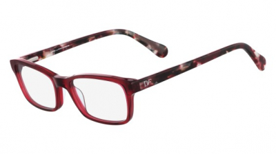 DVF 5077 style-color (619) Red Crystal