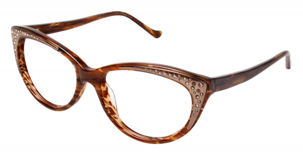 TURA R608 style-color Brown Horn