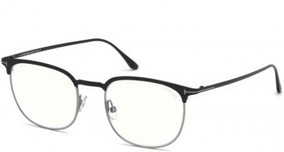 TOM FORD FT5549-B 35712 style-color 005 Black / Other