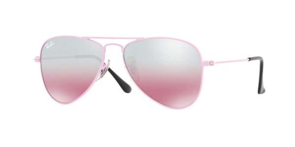 RAY-BAN RJ9506S JUNIOR AVIATOR style-color 211/7E Pink / pink mirror silver gradient Lens
