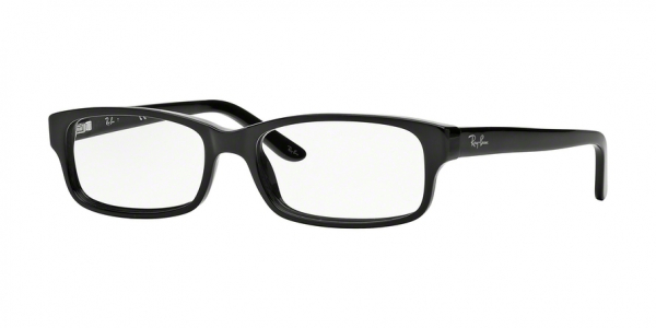 RAY-BAN RX5187 style-color 2000 Shiny Black