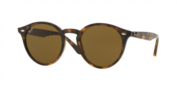 RAY-BAN RB2180 style-color 710/73 Dark Havana / dark brown Lens