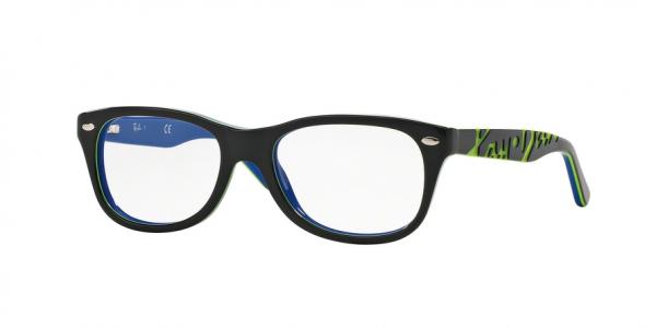RAY-BAN RY1544 style-color 3600 Top Dark Grey ON Blu