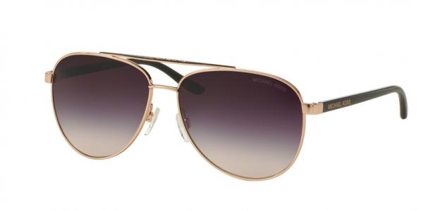 MICHAEL KORS MK5007 HVAR style-color 109936 Rose Gold / grey rose gradient Lens