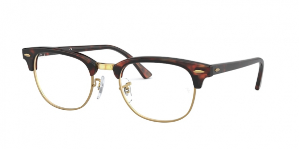 RAY-BAN RX5154 CLUBMASTER style-color 8058 Mock Tortoise