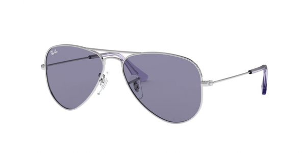 RAY-BAN RJ9506S JUNIOR AVIATOR style-color 282/80 Silver / blue Lens