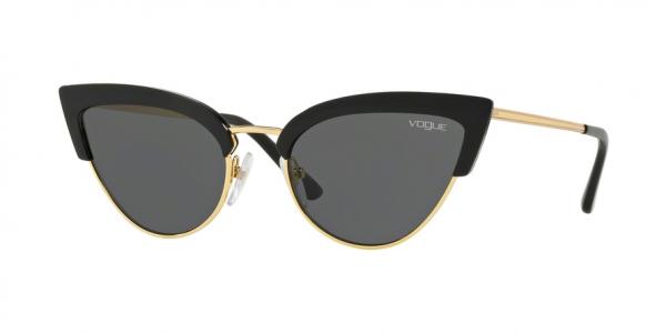 VOGUE VO5212S style-color W44/87 Black / Gold / grey Lens