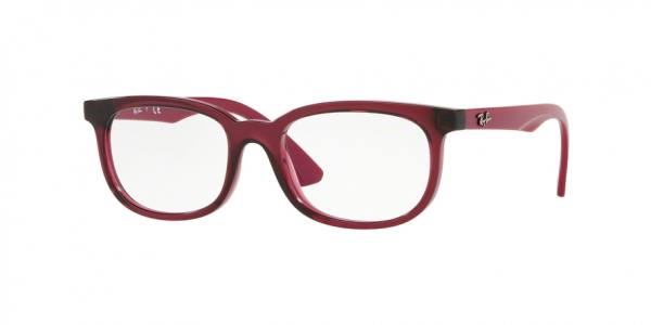 RAY-BAN RY1584 style-color 3760 Transparent Fuxia