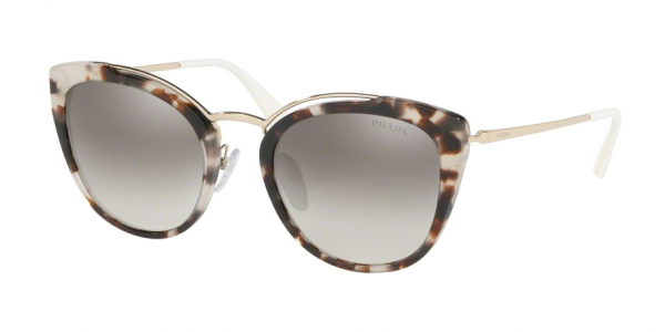 PRADA PR 20US style-color UAO5O0 Spotted Opal Brown / Pale Gold