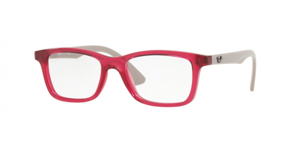 RAY-BAN RY1562 style-color 3747 Trasparent Cherry