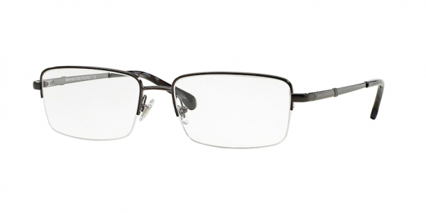 BROOKS BROTHERS BB1035 style-color 1630 Brushed Gunmetal