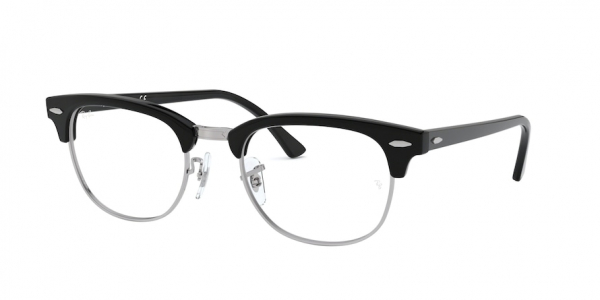 RAY-BAN RX5154 CLUBMASTER style-color 2000 Black