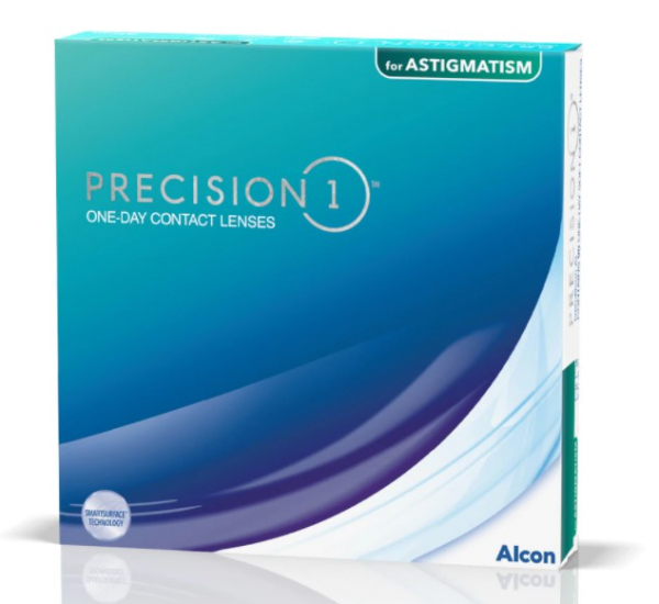 PRECISION1 for ASTIGMATISM CONTACTS 90 PACK
