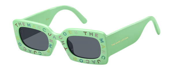 MARC JACOBS MARC 488/S style-color Green 01ED / Gray Blue IR Lens
