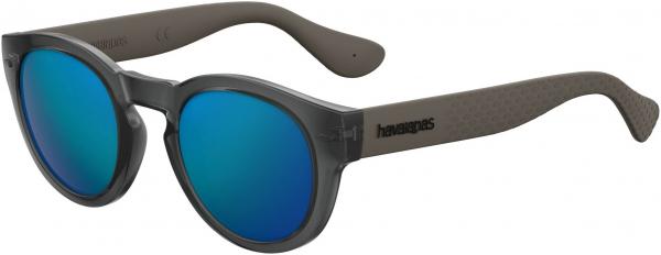 HAVAIANAS TRANCOSO/M style-color Dark Gray 0HWJ / Ml Blue Z0 Lens