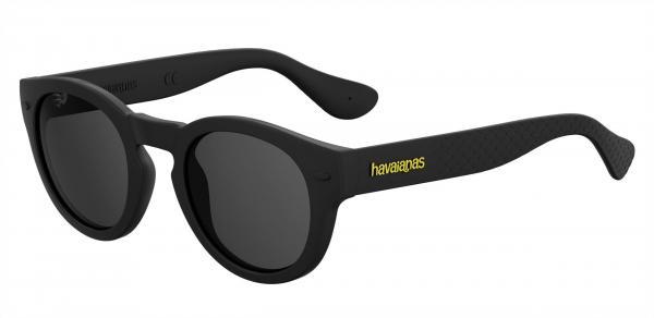 HAVAIANAS TRANCOSO/M style-color Black 0O9N / Gray Y1 Lens