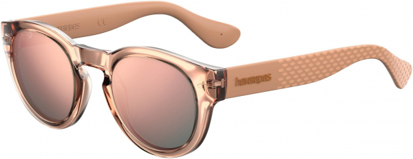 HAVAIANAS TRANCOSO/M style-color Salmon 09R6 / Gray Rose Gold 0J Lens