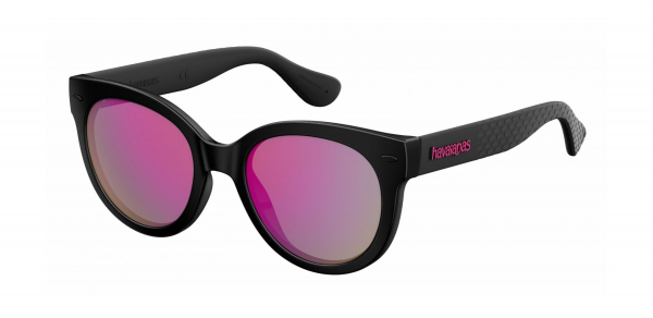 HAVAIANAS NORONHA/S style-color Black 0O9N / Multipink Cp VQ Lens