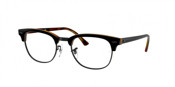 RAY-BAN RX5154 CLUBMASTER style-color 5909 Grey ON Havana