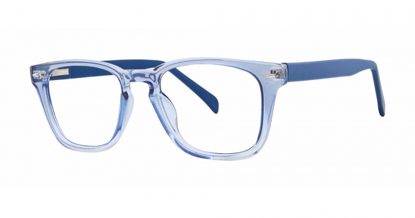 WILIWILI THAW style-color Blue Crystal / Navy Matte